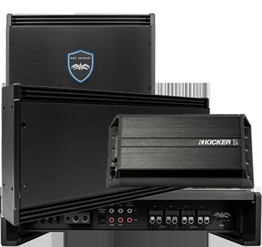 Marine Audio Amplifiers