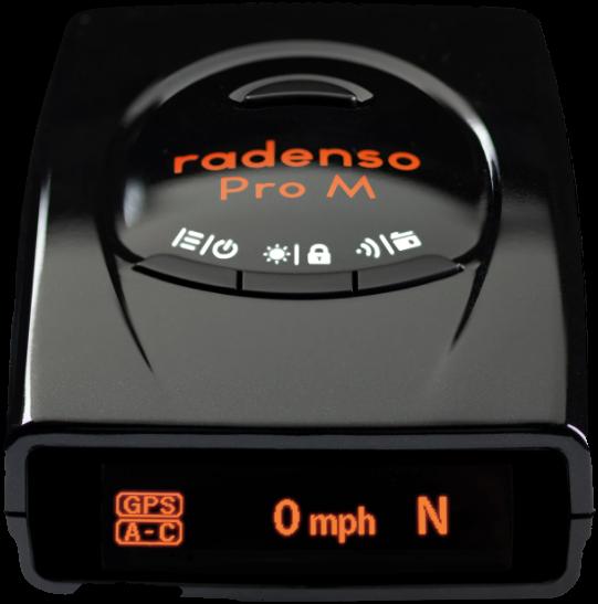 Radenso Prom Radar detector