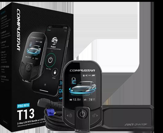 compustar T13 Remote Start