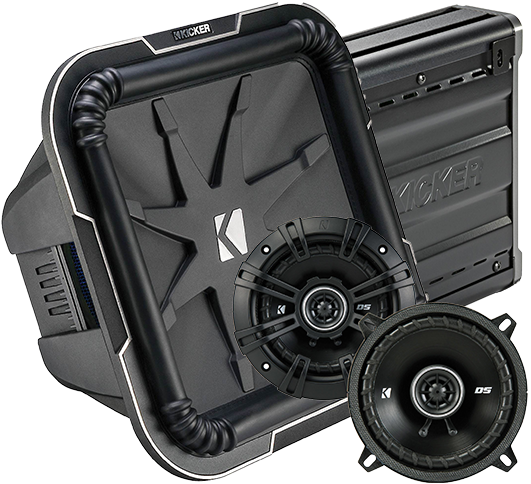 Kicker Car Audio Q-Class