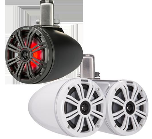Marine Audio Tower Speakers