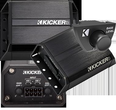 Motorcycle Powersport Audio Amplifiers